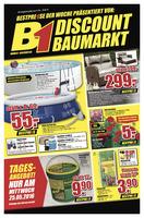 B1-Discount Prospekt vom 21.05.2016