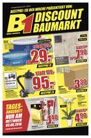 B1-Discount Prospekt vom 30.07.2016