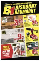 B1-Discount Prospekt vom 17.09.2016