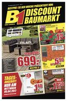 B1-Discount Prospekt vom 01.04.2017