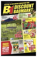 B1-Discount Prospekt vom 08.04.2017