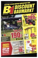 B1-Discount Prospekt vom 15.04.2017