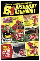 B1-Discount Prospekt vom 22.04.2017