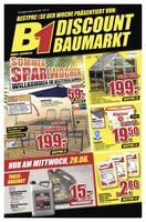 B1-Discount Prospekt vom 24.06.2017
