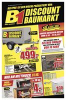 B1-Discount Prospekt vom 07.10.2017