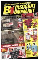 B1-Discount Prospekt vom 04.11.2017