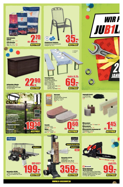 B1 Discount Prospekt vom 24.08.2019, Seite 5
