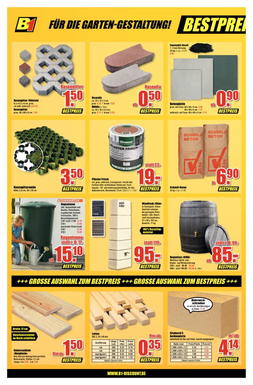 B1 Discount Prospekt vom 30.05.2020, Seite 3