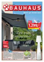 Bauhaus Prospekt vom 29.04.2016