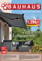 Bauhaus Prospekt vom 29.04.2017