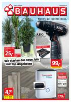 Bauhaus Prospekt vom 02.01.2019