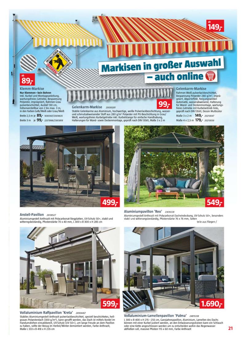 Bauhaus Prospekt vom 22.02.2019, Seite 20