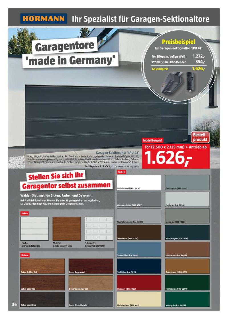 Bauhaus Prospekt vom 22.02.2019, Seite 35