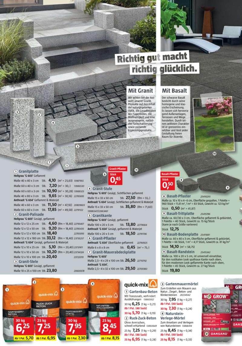 Bauhaus Prospekt vom 01.04.2019, Seite 27