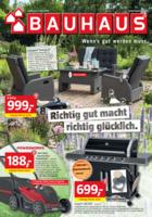 Bauhaus Prospekt vom 01.04.2019