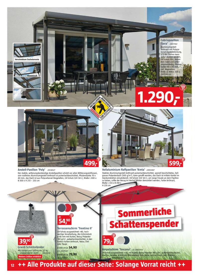 Bauhaus Prospekt vom 31.05.2019, Seite 11