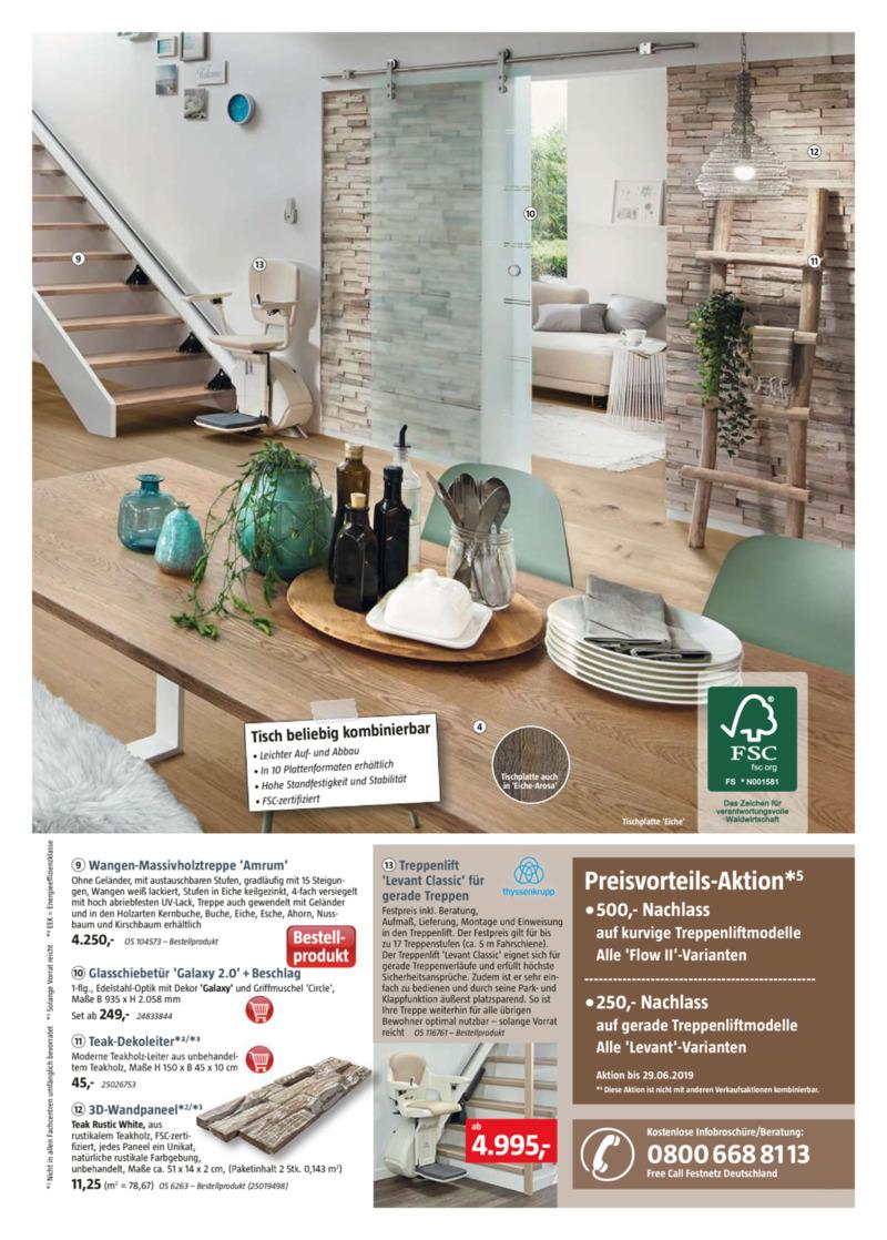 Bauhaus Prospekt vom 31.05.2019, Seite 26