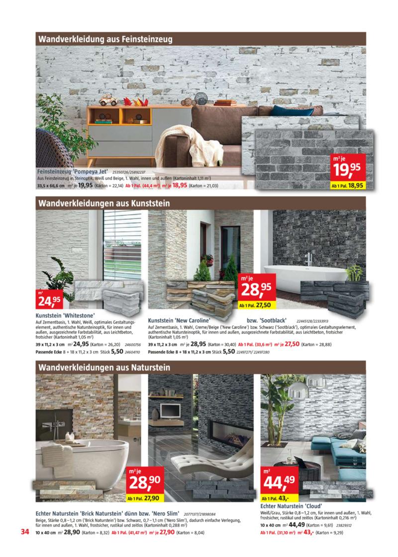 Bauhaus Prospekt vom 31.05.2019, Seite 33