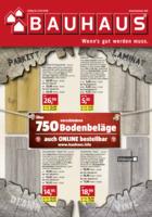 Bauhaus Prospekt vom 29.06.2019