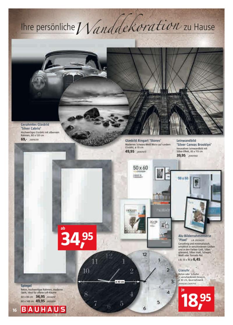 Bauhaus Prospekt vom 30.08.2019, Seite 15