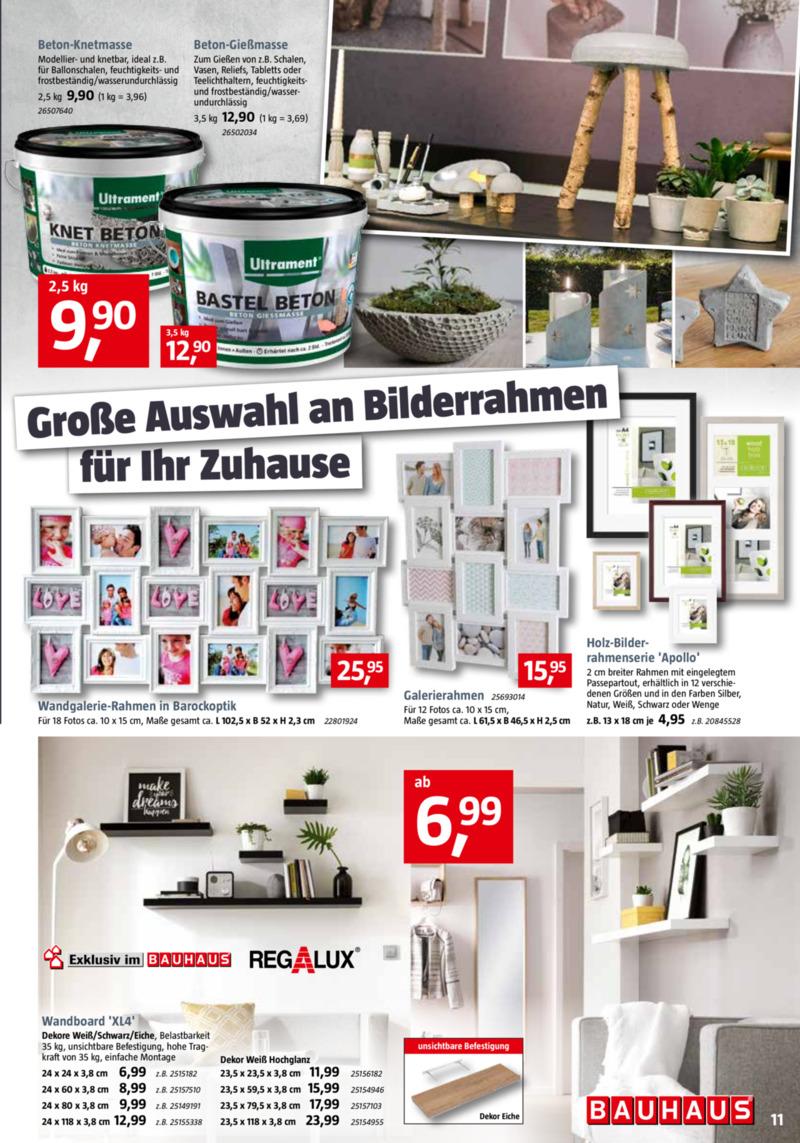 Bauhaus Prospekt vom 30.09.2019, Seite 10