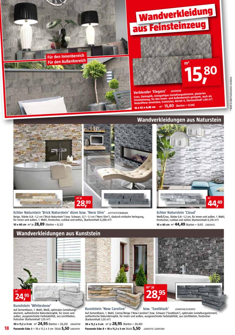 Bauhaus Prospekt vom 30.09.2019, Seite 17