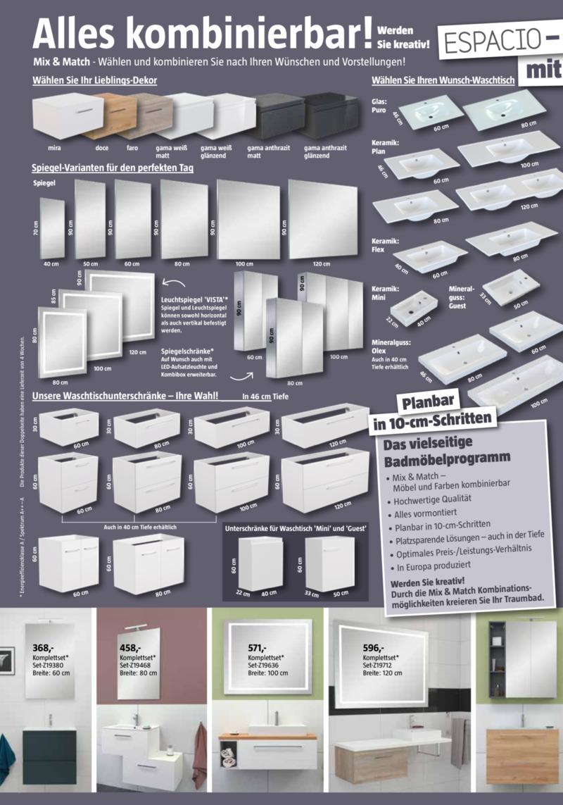 Bauhaus Prospekt vom 30.09.2019, Seite 19