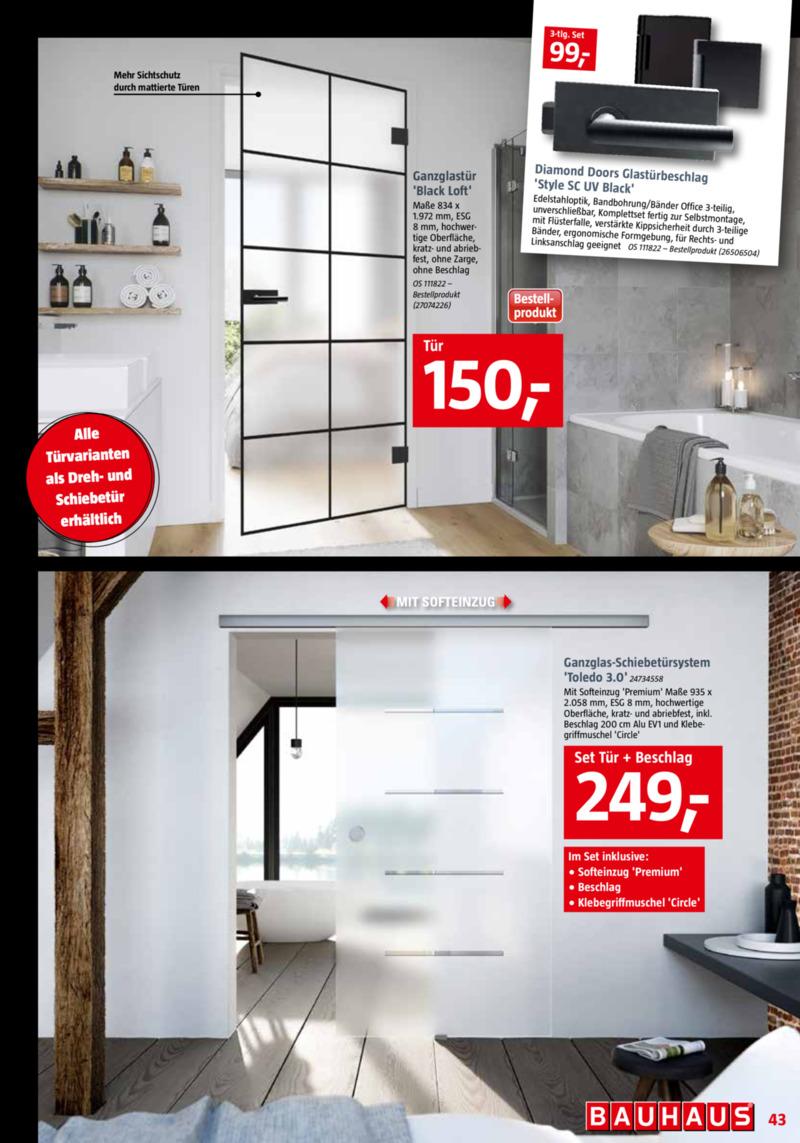 Bauhaus Prospekt vom 30.09.2019, Seite 42