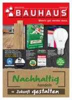 Bauhaus Prospekt vom 31.01.2020