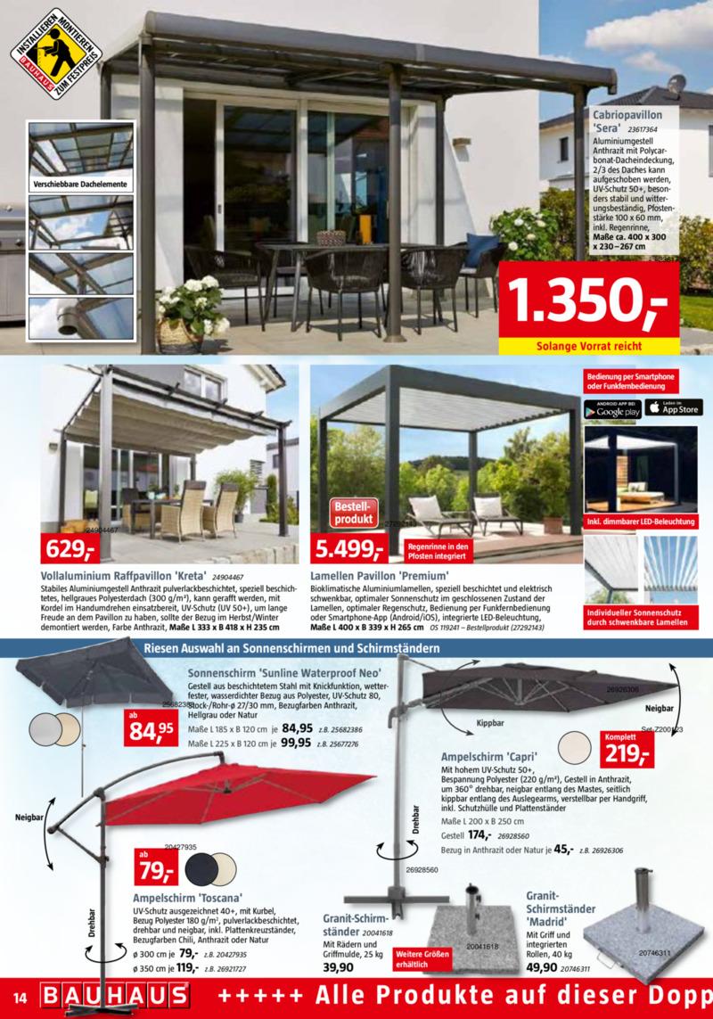 Bauhaus Prospekt vom 29.05.2020, Seite 13
