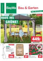 BayWa Bau & Garten Prospekt vom 22.05.2018