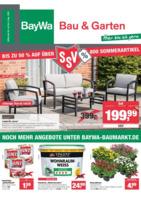BayWa Bau & Garten Prospekt vom 30.07.2018