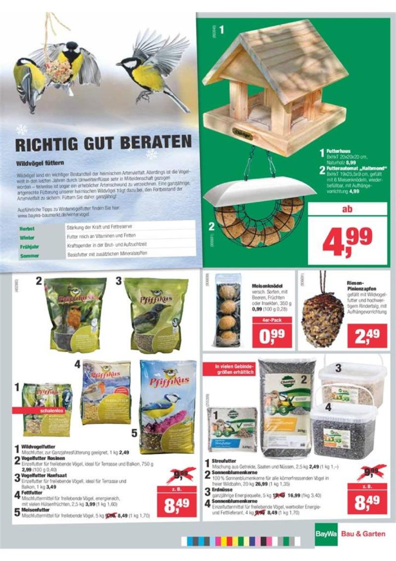 BayWa Bau & Garten Prospekt vom 05.11.2018, Seite 30