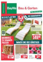 BayWa Bau & Garten Prospekt vom 15.07.2019