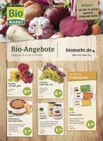 BioMarkt Prospekt vom 12.10.2016