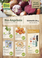 BioMarkt Prospekt vom 04.01.2017