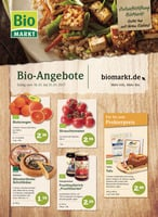 BioMarkt Prospekt vom 18.01.2017