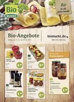 BioMarkt Prospekt vom 15.02.2017