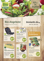 BioMarkt Prospekt vom 19.04.2017