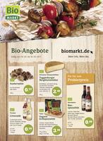 BioMarkt Prospekt vom 24.05.2017
