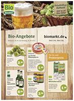 BioMarkt Prospekt vom 20.09.2017