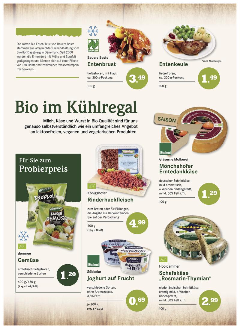 BioMarkt Prospekt vom 11.10.2017, Seite 3
