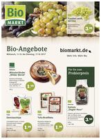 BioMarkt Prospekt vom 11.10.2017