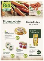 BioMarkt Prospekt vom 18.10.2017