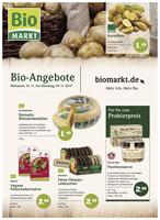 BioMarkt Prospekt vom 01.11.2017