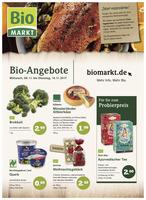 BioMarkt Prospekt vom 08.11.2017