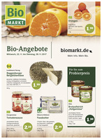 BioMarkt Prospekt vom 22.11.2017