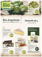BioMarkt Prospekt vom 06.12.2017