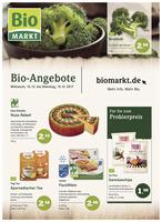 BioMarkt Prospekt vom 13.12.2017