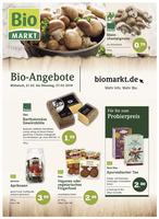 BioMarkt Prospekt vom 21.02.2018